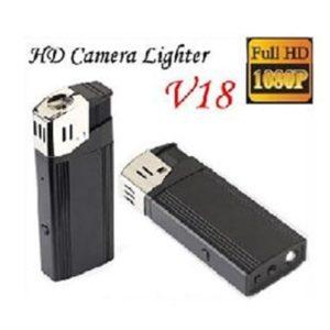 Camera Ngụy Trang Dạng Bật Lửa V18 Full HD