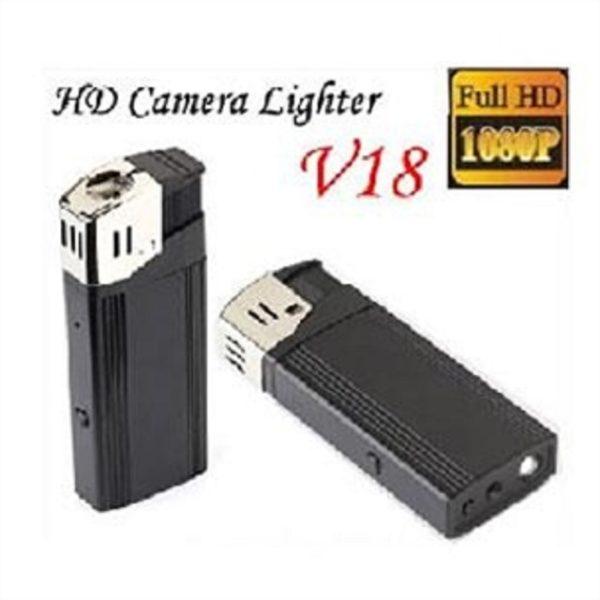 Bật lửa cameraV18 là thiết bị quay phim ghi âm và chụp hình riêng biệt. Đó chính là sự nổi bật ở sản phẩm mới Bật lửa camera V18 full hd này.