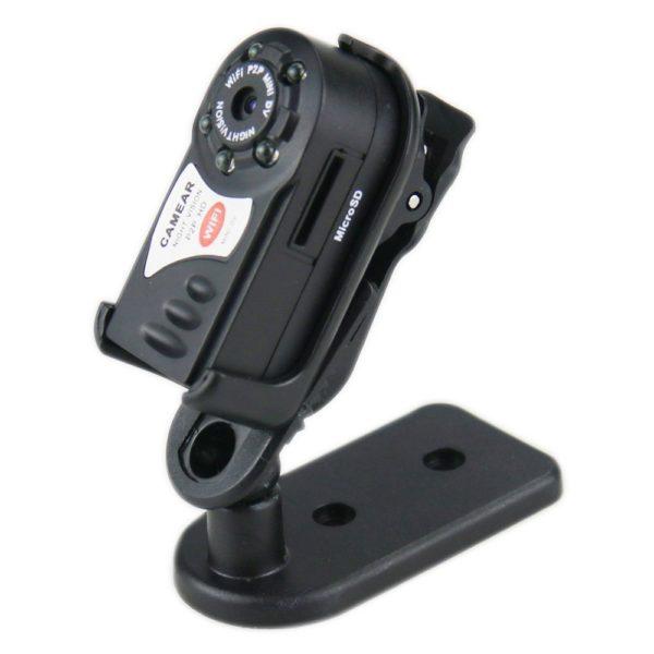 Camera IP Wifi Mini HD Q7 xem qua điện thoại