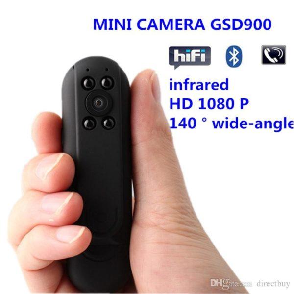 Camera IP siêu nhỏ Full HD GSD900là sản phẩm mới nhất trong dòng sản phẩm Camera IP siêu nhỏ. Được cải tiến rất nhiều về chất lượng hình ảnh, độ bền của pin và khả năng hoạt động ổn định khi kết nối mạng wifi.