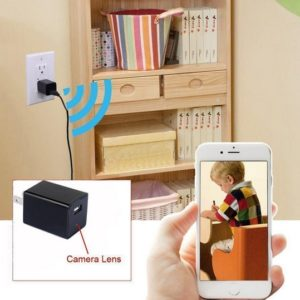 Camera IP Wifi Siêu Nhỏ Z99 Ngụy Trang Đầu Sạc Điện Thoại