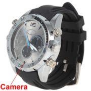 Đồng Hồ Camera W5000 8GB Full HD Chống Nước