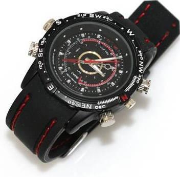 Đồng hồ đeo tay camera thời trang sự lựa chọn cho mọi khách hàng