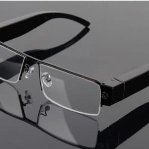Mắt kính camera V13 Full HD hỗ trợ ghi hình lén bí mật không ai biết