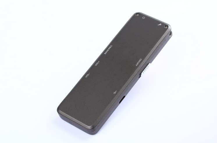 Máy ghi âm cao cấp GH-700 8GB ghi âm nhanh chóng và dễ dàng