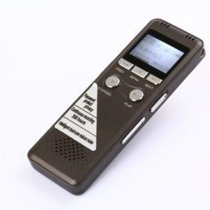 Máy Ghi Âm GH-700 8GB, Pin Khủng, Lọc Âm