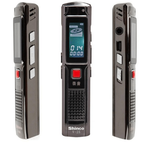 Máy ghi âm chuyên nghiệp siêu nhỏ DV-100 sự lựa chọn không thể bỏ qua.