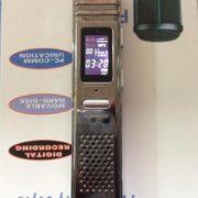 Máy Ghi Âm Chuyên Nghiệp DV-200 8GB