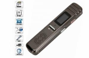Máy ghi âm chuyên nghiệp DV-200 sự lựa chọn số 1 hiện nay không thể bỏ qua khi cần ghi âm