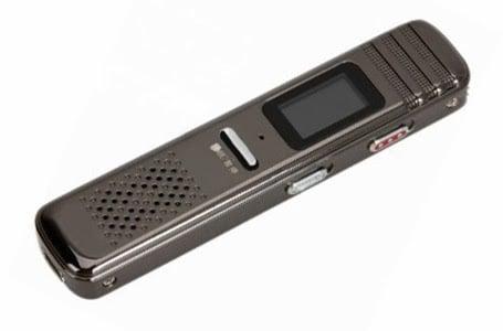 Máy ghi âm chuyên nghiệp DV-200 với thiết kế đơn giản dễ dàng sử dụng ở bất kỳ đâu