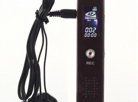 Máy ghi âm chuyên nghiệp GH-907 8GB là sự lựa chọn số 1 hiện nay mà bạn không thể bỏ qua khi cần ghi âm thông tin