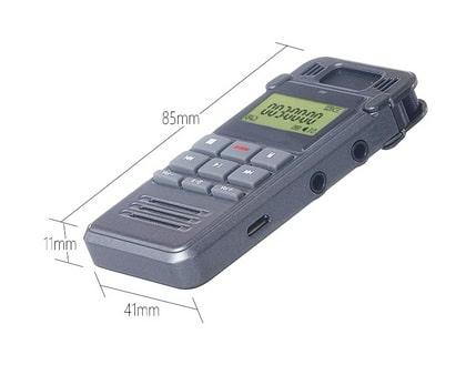 """Máy Ghi Âm SK999 16GB sở hữu khả năng tự động ghi âm """"hot"""" nhất hiện nay."""
