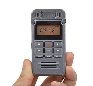 Máy Ghi Âm SK999 16GB là sự lựa chọn không thể bỏ qua khi cần ghi âm.