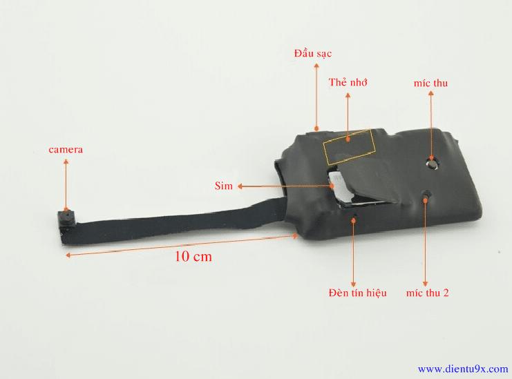 Máy nghe lén Q-99 là một trong những thiết bị được đánh giá cao hiện nay,