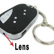 Móc Khóa Camera CK909 Giá Rẻ