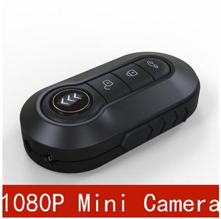 Móc khóa camera HD quay đêm K1 hỗ trợ quay lén cực kì an toàn,