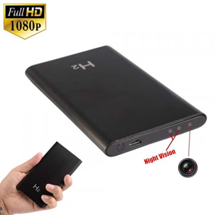 Pin Dự Phòng H2 Camera Full HD là sự lựa chọn hàng đầu hiện nay trong việc quay hình lén.