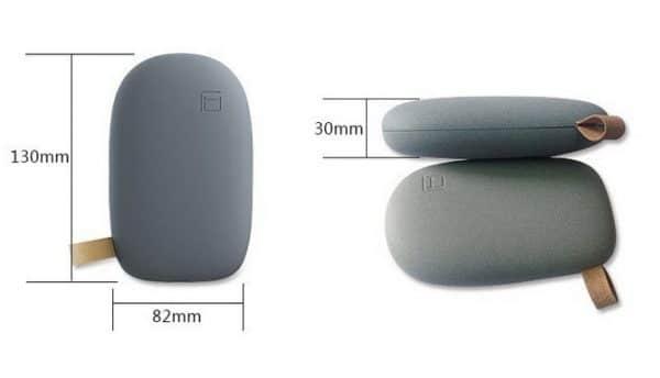 Thiết bị nghe lén và ghi âm ngụy trang pin dự phòng E8 sở hữu thiết kế đơn giản hỗ trợ linh hoạt việc sử dụng