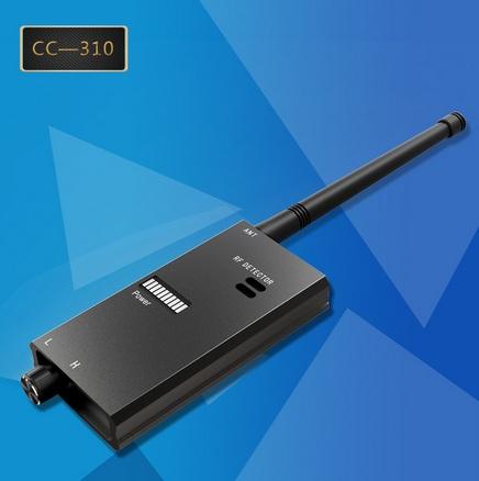 Thiết Bị Phát Hiện Nghe Lén, Nghe Trộm CC310 là sự lựa chọn tốt nhất dành cho bạn khi cần nghe trộm, nghe lén.