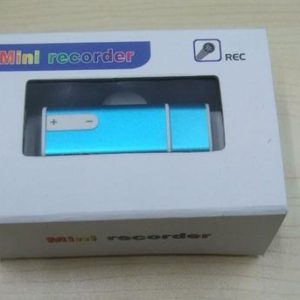 USB Ghi âm 8G sở hữu thiết kế được đánh giá cao nhờ tính tiện dụng.