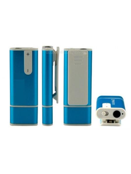 USB Ghi âm 8G lớp bỏ bọc an toàn, hỗ trợ bạn dễ dàng sử dụng mà không lo bị phát hiện.