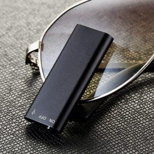USB Ghi Âm Q4 Cực Nhỏ Pin 12H Liên Tục