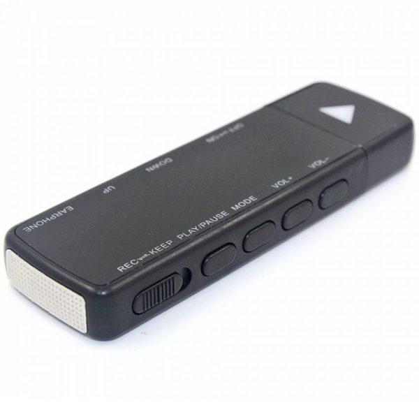 USB ghi âm siêu nhỏ U8 hỗ trợ ghi âm mọi lúc mọi nơi với khả năng ghi âm chất lượng.